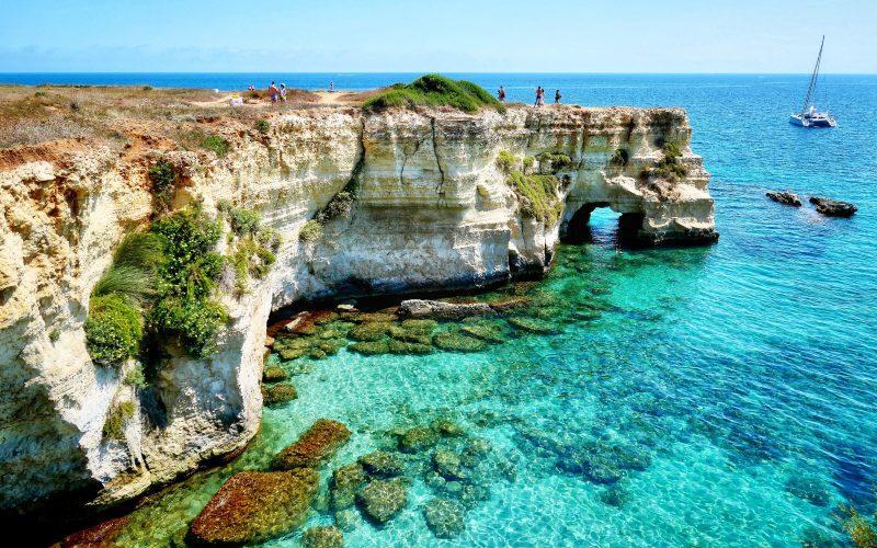 10 najlepszych miejsc w Apulii, Włochy